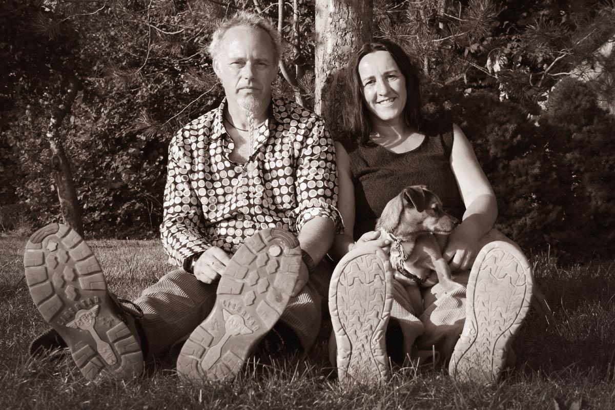 Herr und Frau Holzwahn